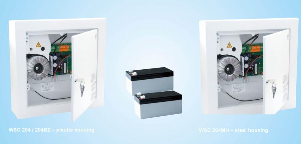 WSC204 24v 4.8A Smoke Control Panel 1-Zone, Smoke Control Solutions