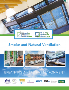 Smoke Control Solutions & S J Fry Window Controls Company Brochure