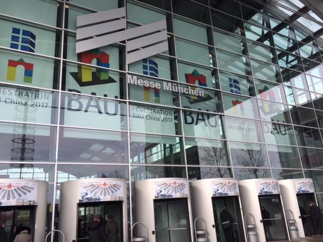 BAU2017 Munich